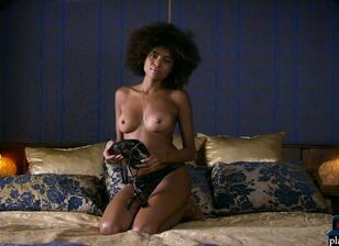 Sexy girl naked strip